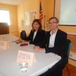 Dr. Joseba Achotegui & Dr. Dori Espeso- Guest Speakers- UB